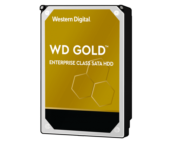 12TB WD GOLD ENTERPRISE 7200RPM SATA3 256MB WD121KRYZ