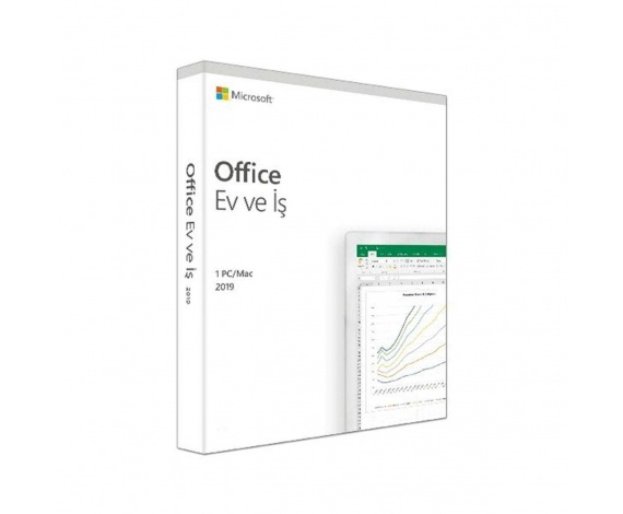 MS OFFICE 2019 HOME AND BUSINESS TR KUTU PC/MAC T5D-03258