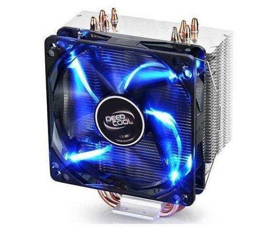 DEEP COOL GAMMAXX 400 INTEL/AMD LED CPU SOĞUTUCU