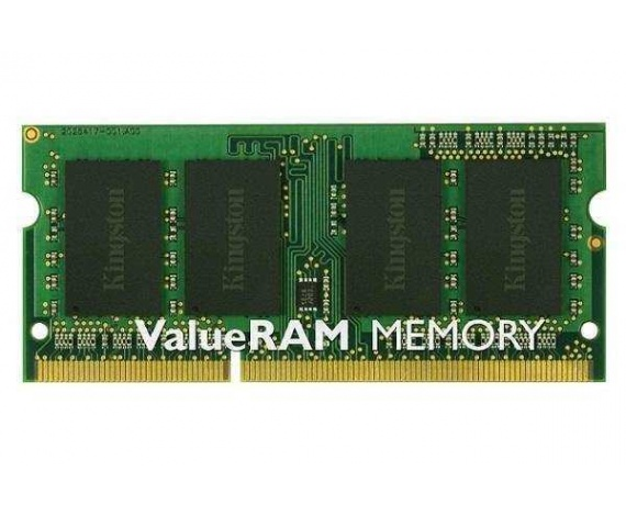 4GB DDR3 1333Mhz SODIMM KVR13S9S8/4 KINGSTON