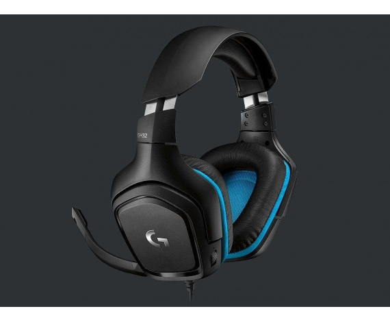 LOGITECH G432 7.1 SURROUND SOUND GAMING KULAKLIK 981-000770