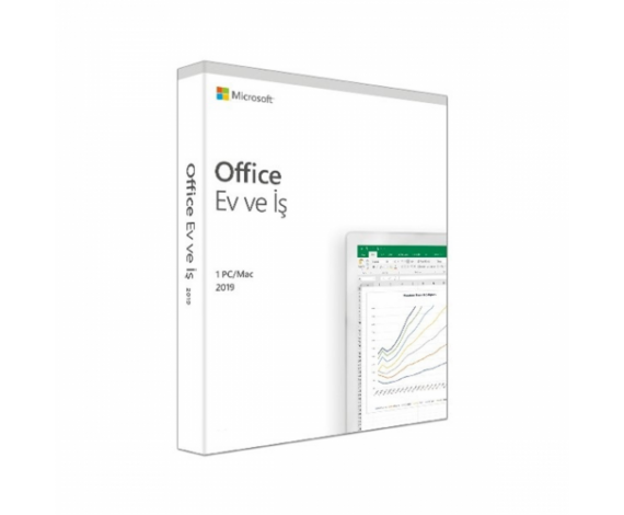 OFFICE HOME AND BUSINESS 2019 TR BOX (T5D-03258)