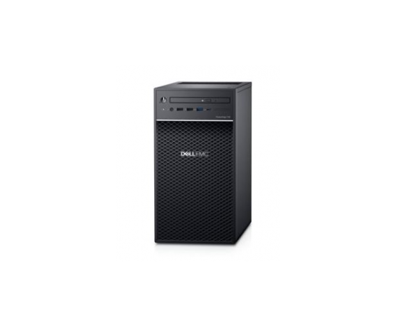 DELL PET40TR1 T40 Intel Xeon E-2224G 8Gb Ram, 1x1Tb HDD, 300W Power, TOWER SERVER