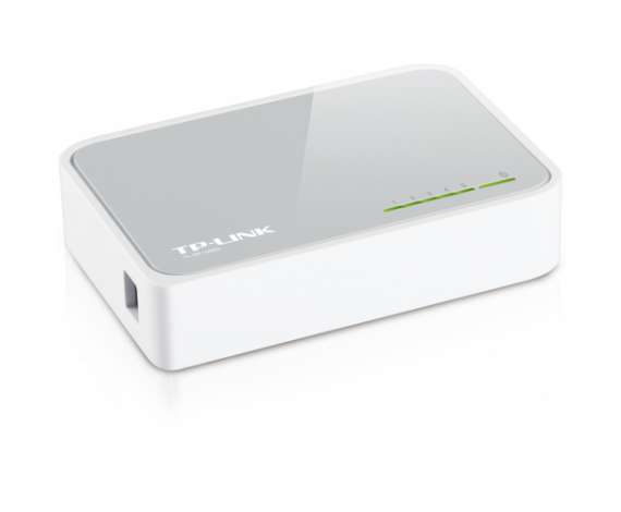 TP-LINK SF1005D 5 Port 10/100 Switch