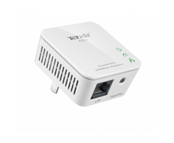 Tenda P200 HomePlug 1Port Kablolu 200Mbps Kit
