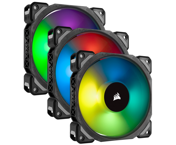 CORSAIR CO-9050076-WW ML120 PRO RGB TRİPLE FAN