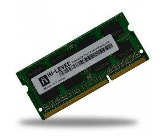 4GB DDR3 1066MHz SODIMM HI-LEVEL HLV-SOPC8500D3/4G