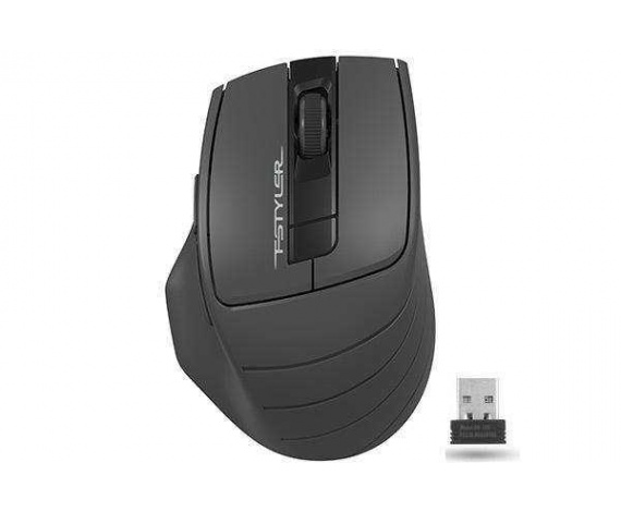A4 TECH FG30 OPTIK MOUSE NANO USB GRİ 2000 DPI