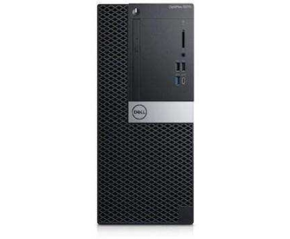 DELL OPTIPLEX 5070MT İ7-9700 8GB 256GB SSD UBUNTU N011O5070MT_UBU