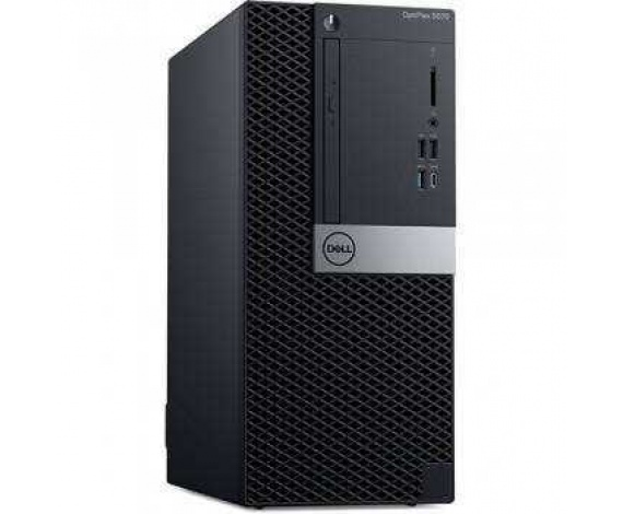 DELL OPTIPLEX 5070MT İ5-9500 8GB 256GB SSD UBUNTU N007O5070MT_UBU
