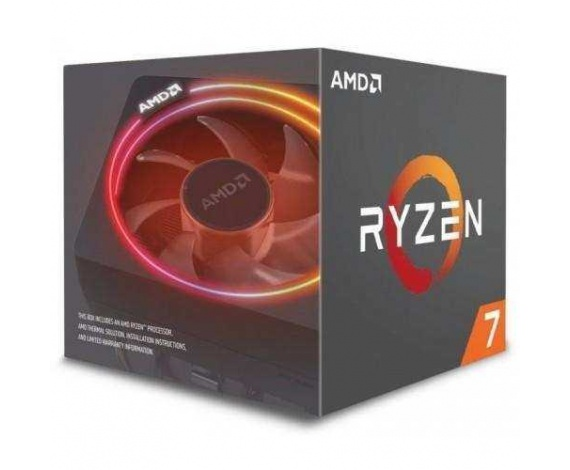 AMD RYZEN 7 2700X 3.7GHz/ 4.35GHz 20MB 105W AM4 FANLI