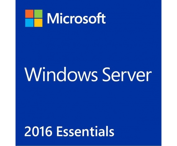 MICROSOFT SERVER ESSENTIALS 2016 64B TR OEM G3S-01059